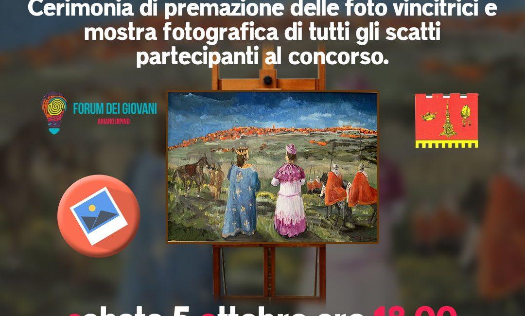 """immagine Concorso fotografico """"Ariano Irpino Medioevale"""", premiazione e mostra fotografica"""